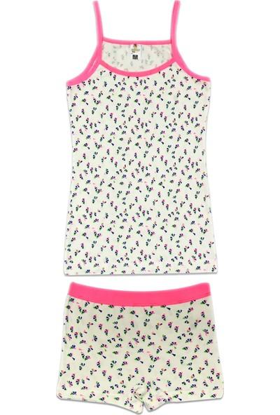 Özkan Underwear 42274 Kız Çocuk İç Giyim Takım