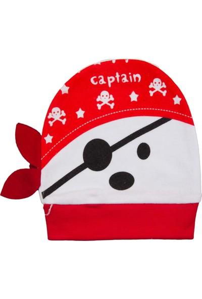 Minitoy Korsan Bebek Kırmızı Şapka