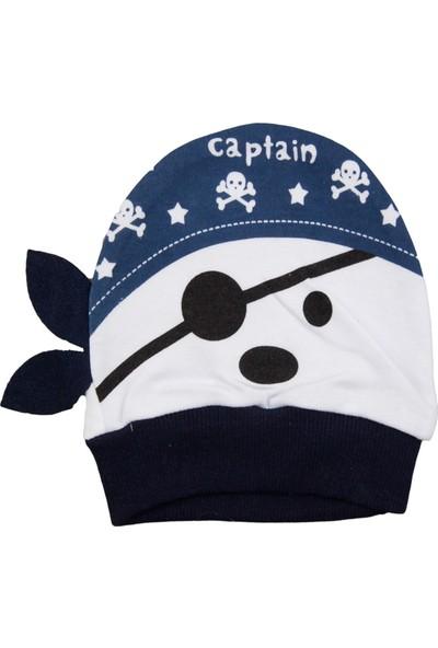 Minitoy Korsan Bebek Lacivert Şapka