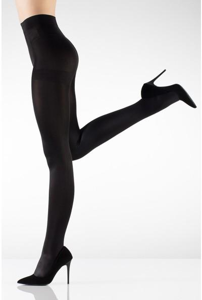 Obje Kadın Parlak Külotlu Çorap