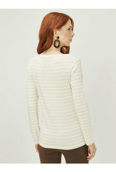 Xint Kadın Kayık Yaka Bluz