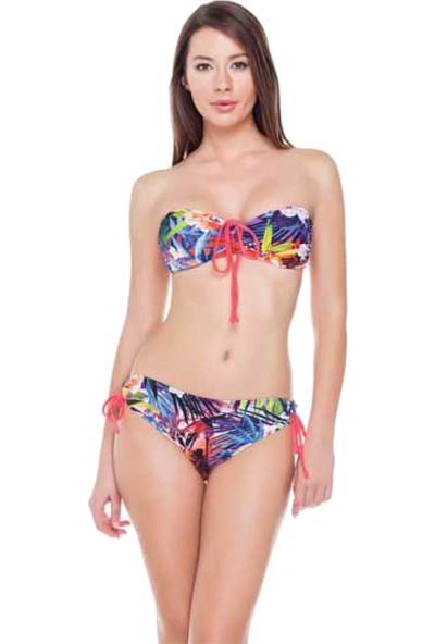 Sunset Kadın Straplez Bikini