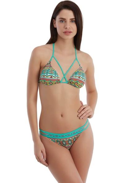 Sunset Kadın Küçük Üçgen Bikini