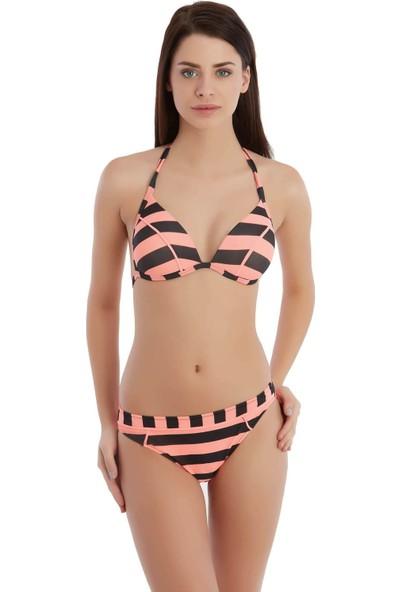 Sunset Kadın Kaplı Üçgen Bikini