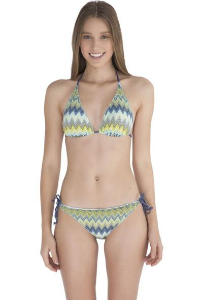 Sunset Kadın Üçgen Bikini