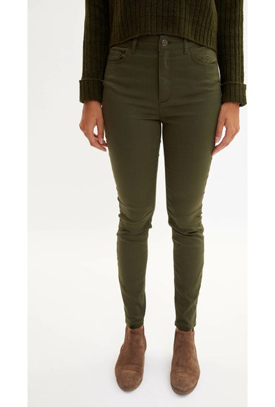 DeFacto Anna Super Skinny Fit Pantolon L2891AZ19AU
