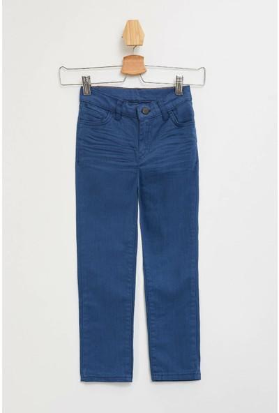DeFacto Erkek Çocuk Slim Fit Dokuma Pantolon K6813A619AU