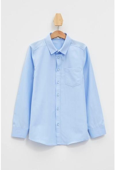 Defacto Erkek Çocuk Uzun Kollu Gömlek