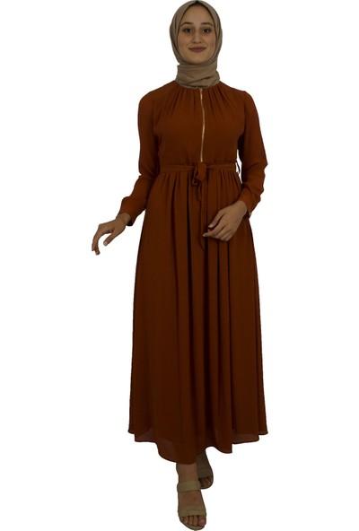 Arda New Line Kadın Kiremıt Elbise 7702401-11.48