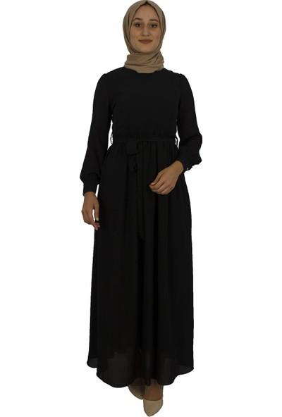 Arda New Line Kadın Siyah Elbise 7709116-10.01