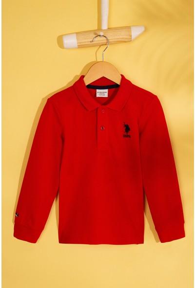 U.S. Polo Assn. Erkek Çocuk Sweatshirt 50207328-Kr0151