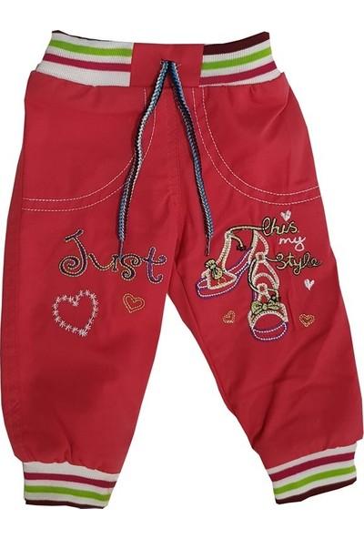 Fink Kids Velsoflu Kız Bebek Çocuk Pantolon