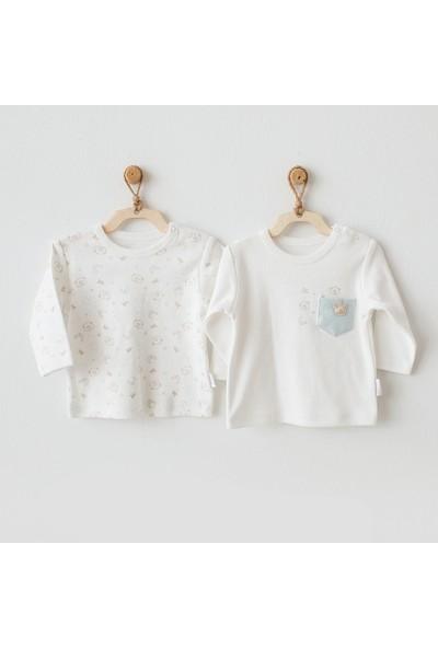 Andywawa 2'li Bebek T-Shirt AC20055