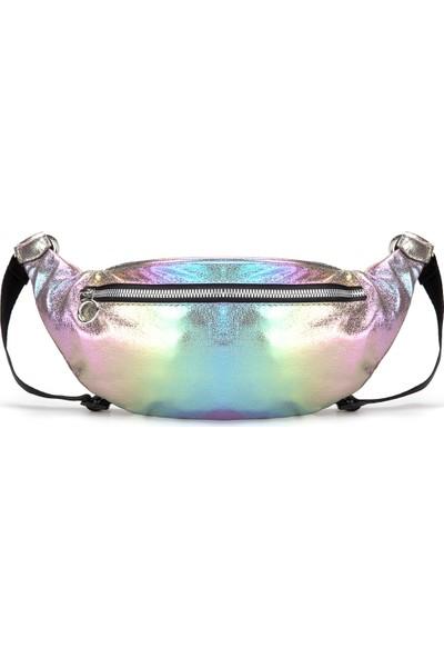 Hologram Bel Çantası 196694-29866
