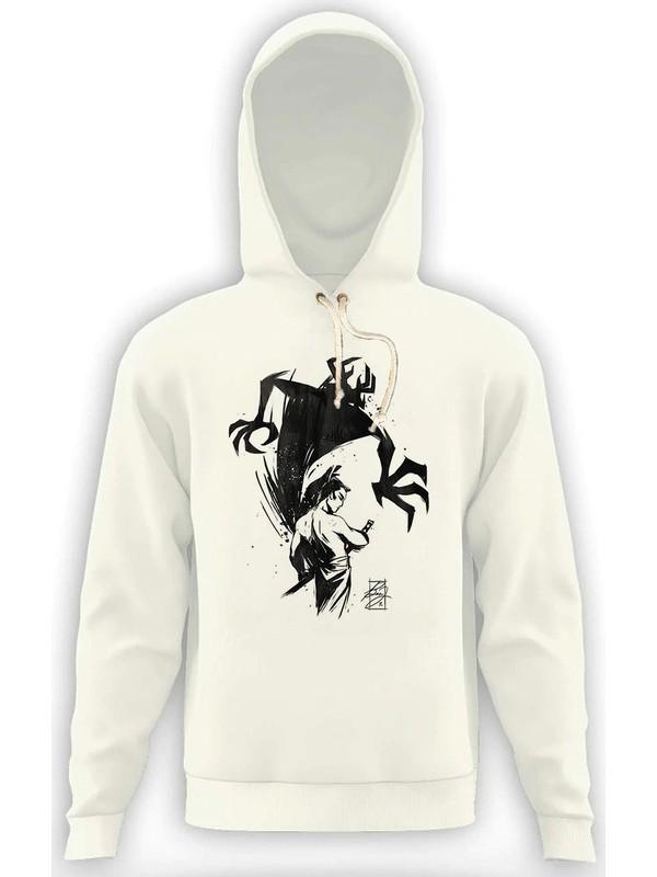 Tshirthane Samuray Jack Erkek Sweatshirt