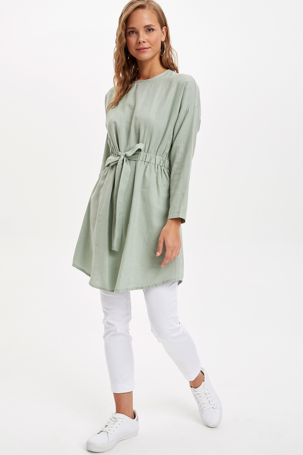 DeFacto Women's Solid Tunic