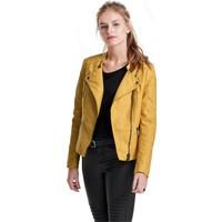 Only Onlava Suni Deri Ceket Kadın Deri Ceket 15102997