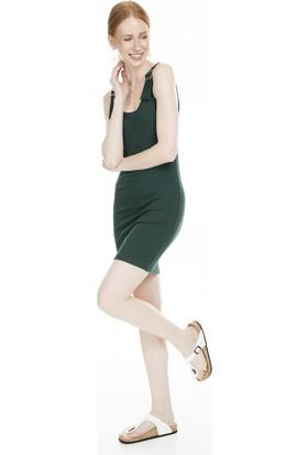 Lela Askıları Kemerli Mini Kadın Elbise 51919104
