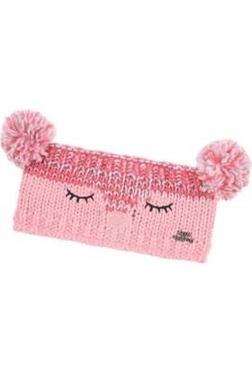 Nordbron 7083C033 Pouk Headband Pink Çocuk Bandana