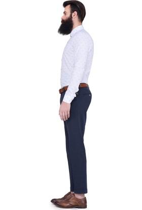 Lufian Erkek Slim Fit Vırgıl Smart Gömlek