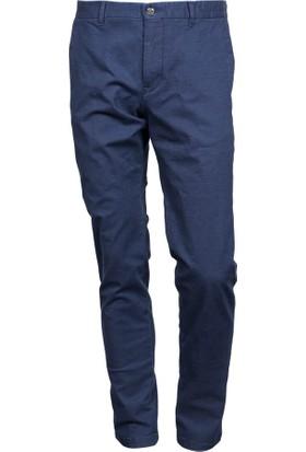Lufian Erkek Slim Fit Marks Spor Chino Pantolon
