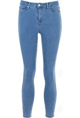 Lacarino 5054-4 Kadın Kot Pantolon