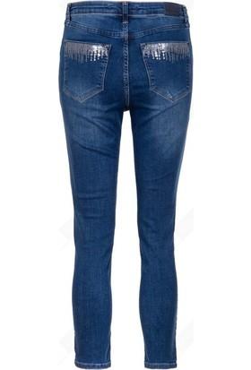 Double.Tt 965 Kadın Kot Pantolon