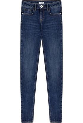 Twist 18025 Kadın Kot Pantolon