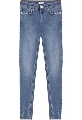 Twist 18033 Kadın Kot Pantolon