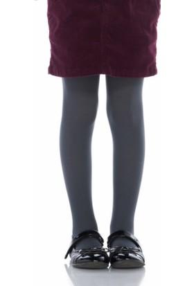 Penti Pretty Micro 40 Kız Çocuk Mus Çorap 2-3 Yaş Gri