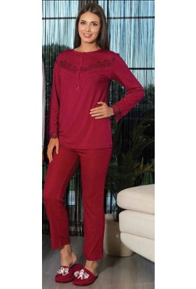Şık Mecit 5157 Büyük Beden Pijama Takımı