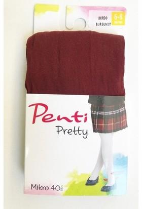 Penti Pretty Micro 40 Kız Çocuk Çocuk Mus Çorap