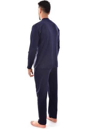 Rimoli Erkek Uzun Kol Ringelli Pijama Takımı