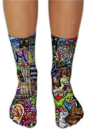 Ogobongo Soket Kadın Çorap