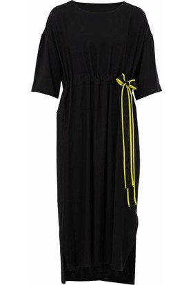 Miss Lilium 10856 Kadın Elbise Siyah