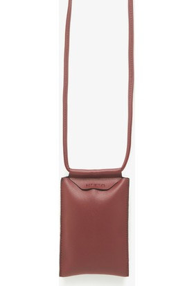 Koton Kadın Deri Görünümlü Çapraz Çanta