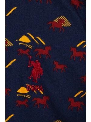 U.S. Polo Assn. Erkek Çocuk Dokuma Gömlek 50208212-Vr033