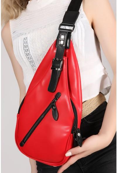 Rovigo Plus Kadın Kırmızı Çanta
