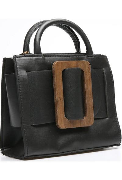 Rovigo Plus Kadın Sayah Çanta
