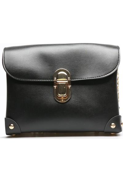 Rovigo Plus Kadın Siyah Çanta