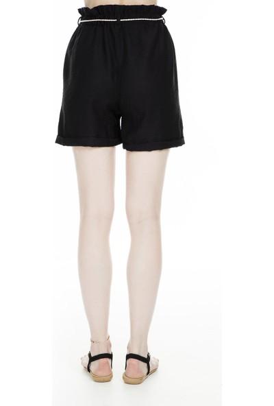 Lela Paperbag Short Kadın Short 5311157