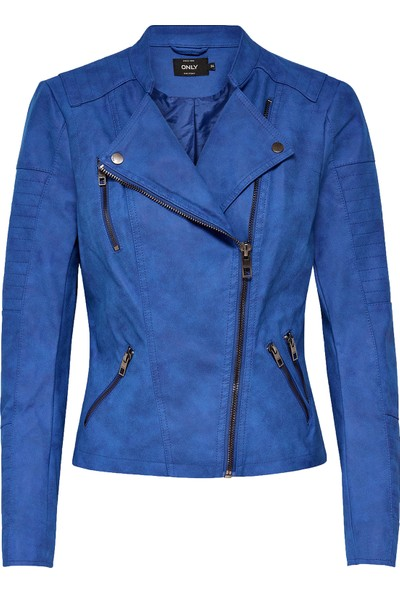 Only Onlava Suni Kadın Deri Ceket 15102997