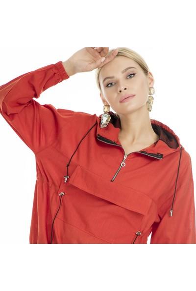 Lela Kapüşonlu Kadın Sweatshirt 5202596