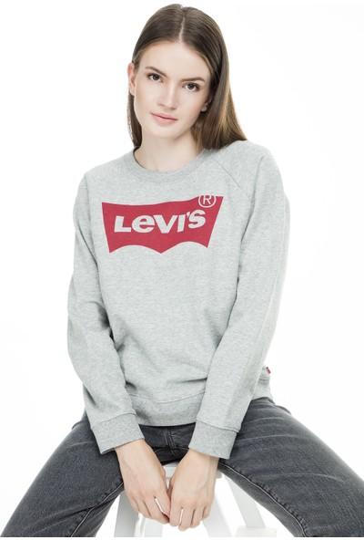 Levi's Bisiklet Yaka Kadın Sweatshirt 29717-0000