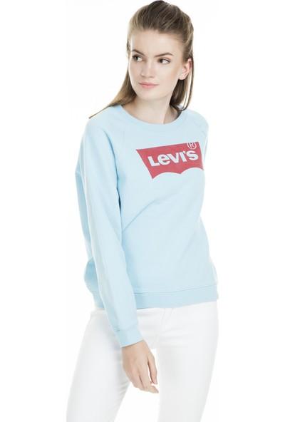 Levi's Bisiklet Yaka Kadın Sweatshirt 29717-0036