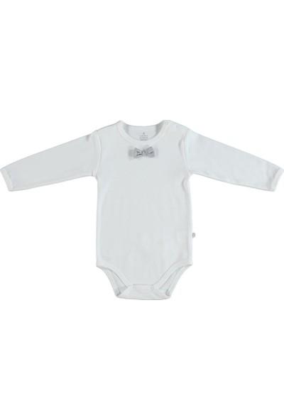 Bi Baby Man Papyonlu Body Erkek Çocuk Giyim