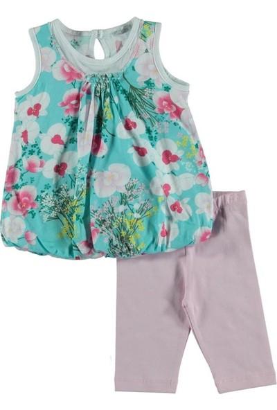 Zeyland Taytlı Takım Kız Bebek Giyim