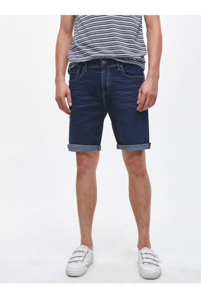 LTB Elrond T Bren Wash Erkek Jeans Şort