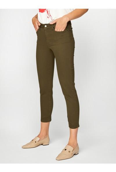 Faik Sönmez Kadın Pantolon 39528