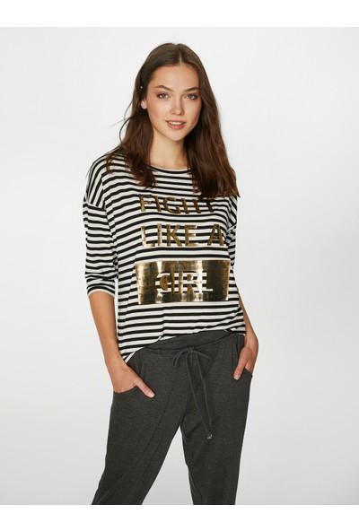 Faik Sönmez Kadın T-Shirt 39601